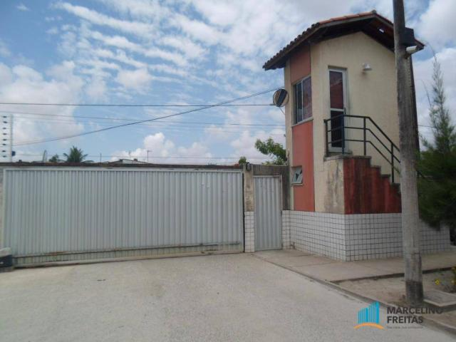 Apartamento residencial à venda, Prefeito José Walter, Fortaleza. - Foto 7