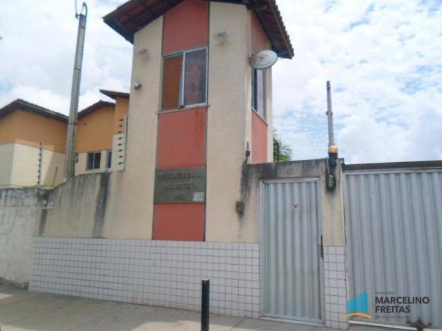 Apartamento residencial à venda, Prefeito José Walter, Fortaleza. - Foto 2