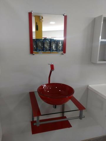 Cuba Lavatório Bali P/ banheiro! Abaixou o preço! Aproveite! - Foto 3