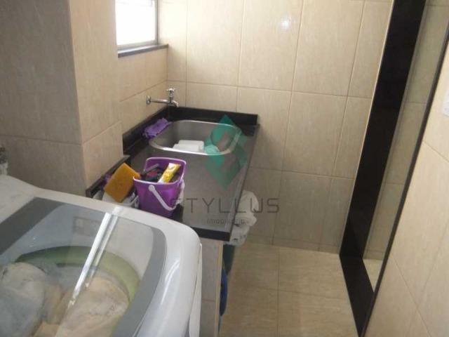 Excelente Apto 02qts garagem, elevadores na Rua São Camilo na Penha aceita financiamento - Foto 20