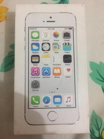 Vendo caixinha do iPhone 5s