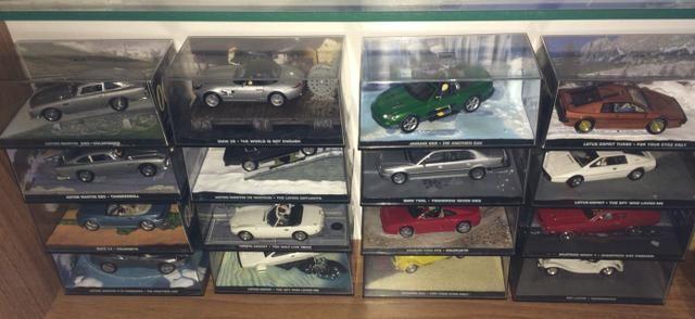 6e4a0ac4be27 Coleção oficial dos carros de James Bond 007 - Hobbies e coleções ...