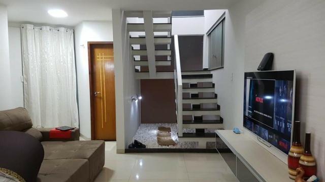 Samuel Pereira oferece: Casa 3 Suites Sobradinho Alto da Boa Vista Moderna Escriturado - Foto 4