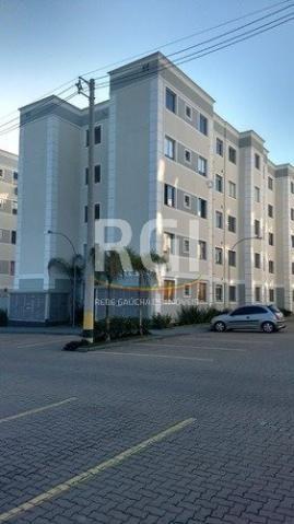 Apartamento à venda com 2 dormitórios em Operário, Novo hamburgo cod:VR28841