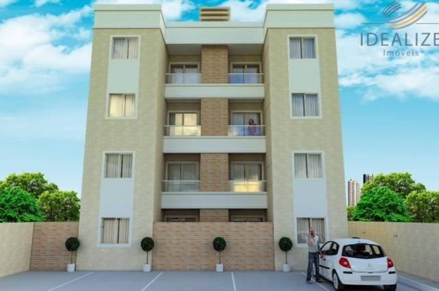 Apartamento à venda com 2 dormitórios em Afonso pena, São josé dos pinhais cod:2060496 - Foto 10