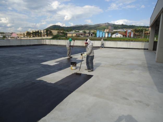 Serviços de impermeabilização em lajes rj rio de janeiro - Foto 2
