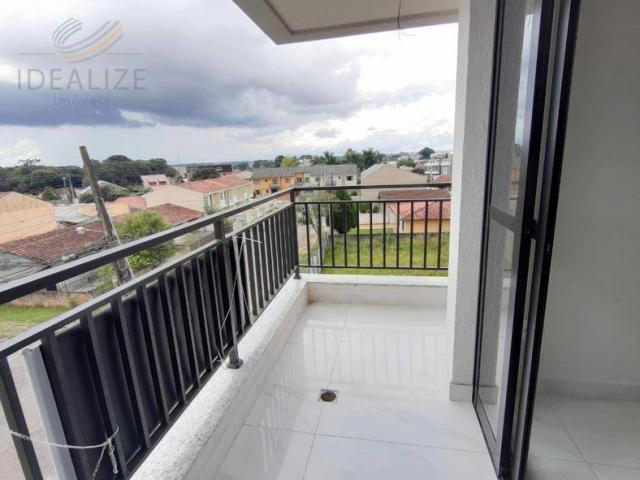 Apartamento à venda com 3 dormitórios em Braga, São josé dos pinhais cod:1983907 - Foto 17