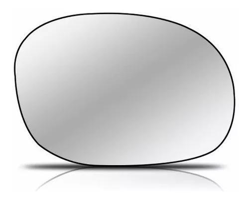 Lente Com Base Espelho Retrovisor Peugeot 206 E 207
