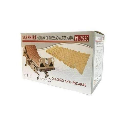 Colchao Pneumatico Saphire novo Nota Fiscal 10x no cartão barra ipanema