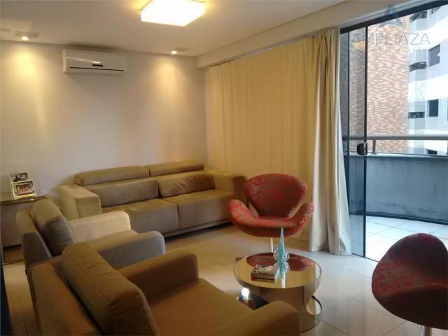 Cobertura com 3 dormitórios à venda, 120 m² por r$ 850.000 - meireles - fortaleza/ce - Foto 15