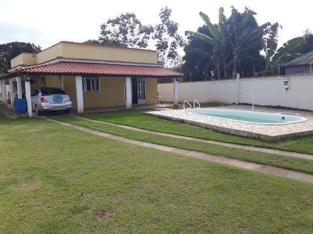 Casa de três quartos em Vargem Alegre
