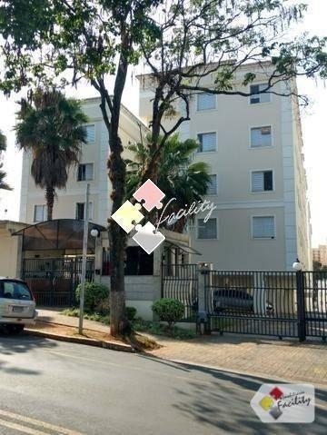 Apartamento Residencial para locação, Vila Industrial, Campinas - .