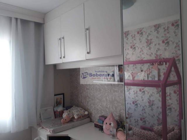 Apartamento com 2 dormitórios à venda, 49 m² por R$ 185.000 - Parque Jambeiro - Campinas/S - Foto 3