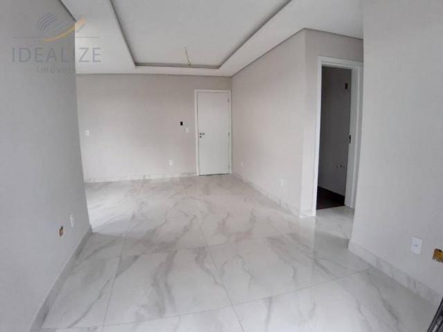 Apartamento à venda com 3 dormitórios em Braga, São josé dos pinhais cod:1983907 - Foto 2