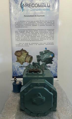 Compressor Semi-Hermético Bitzer 4FC-5.2 - Foto 2