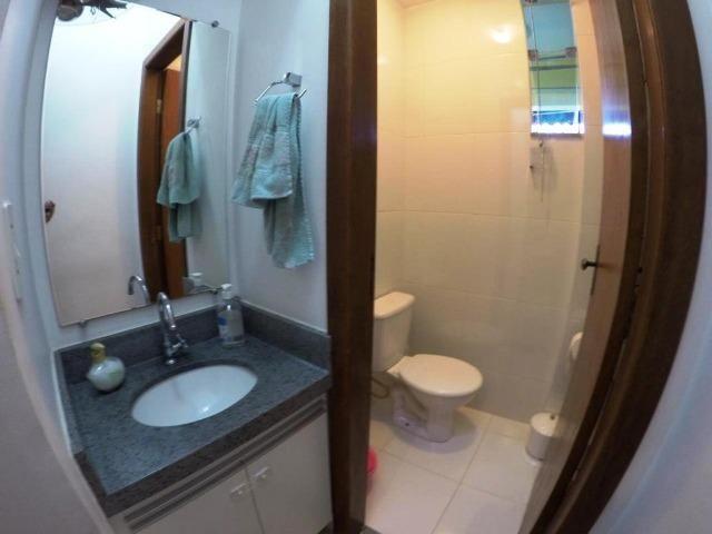 Cod.:2270 Linda casa geminada independente área construída 100 m² no Juliana - Foto 10