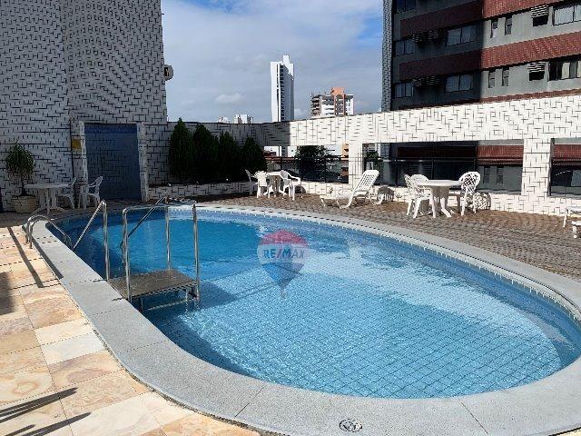 Apartamento Ocean View - Petrópolis com 75m2 com 2 quarto (1s) e 2 VG - Foto 20