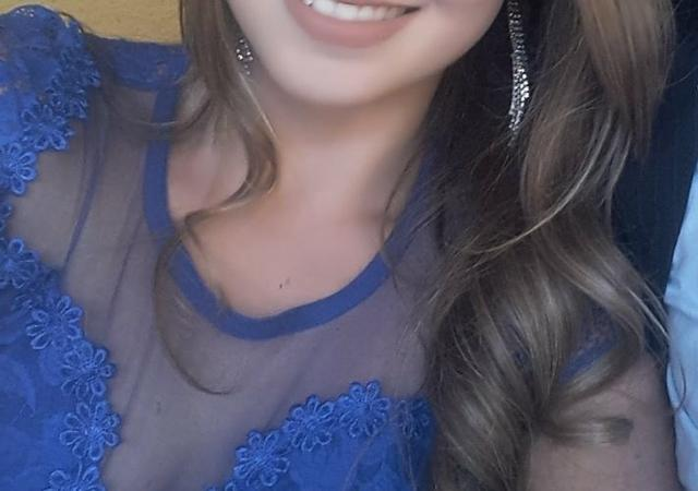 Vestido de festa - Azul bic - Foto 2