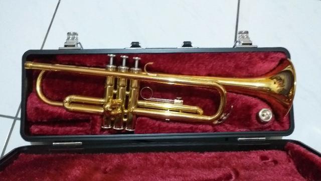 Trompete Yamaha made in Japan sib - Foto 2