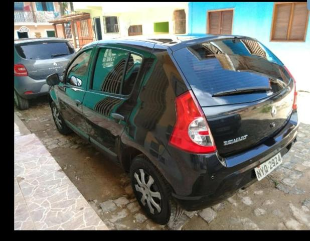Renault sanderos