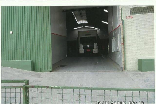 Galpão comercial para locação, vila antonieta, são paulo - ga0221. - Foto 6