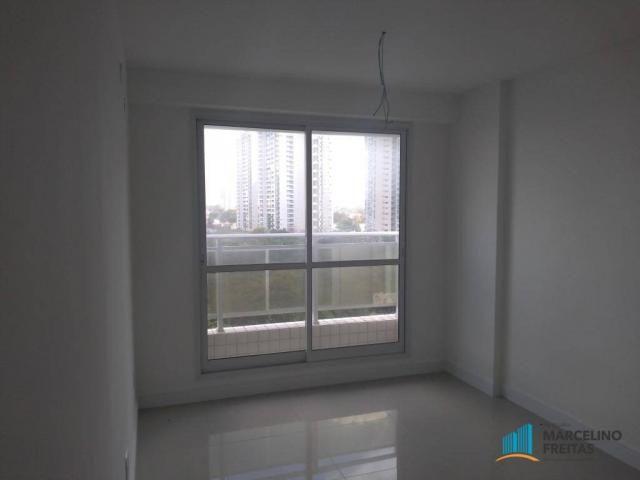 Apartamento com 3 dormitórios para alugar, 110 m² por r$ 2.079,00/mês - salinas - fortalez - Foto 11
