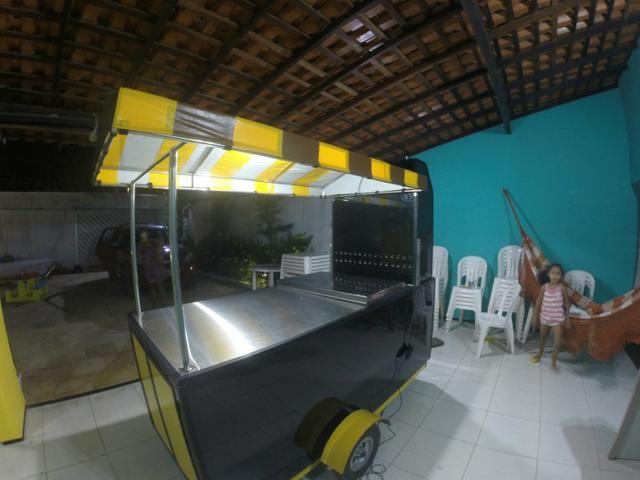 Food Cart Trailler - Foto 2
