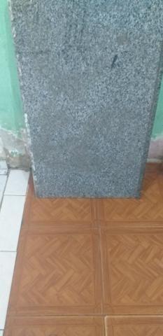 Pedaço de mármore de 1 metro de altura e 60c de largura - Foto 2