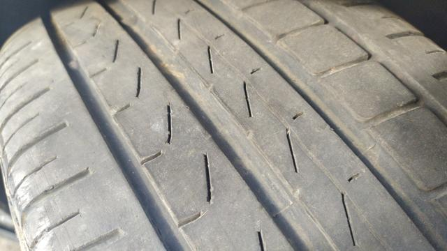 Vendo ou Troco pneus aro 17