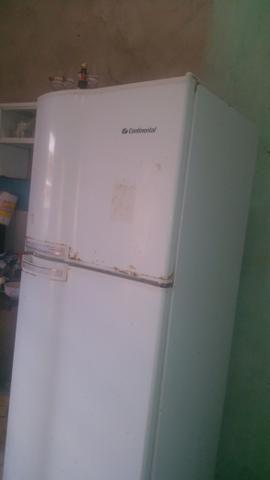 Vendo ou troco geladeira duplex gelo secp - Foto 2