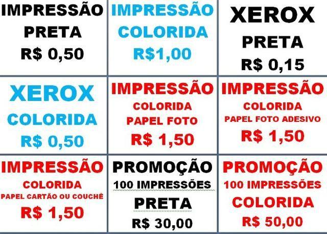 Lan-house Conex@o faça aqui sua copias e impressões e economize - Foto 3