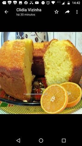 Deliciosos bolos Caseiros, qualquer dúvida * - Foto 3
