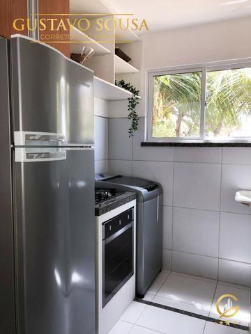 Belíssimo Apartamento com arquitetura moderna - Foto 10