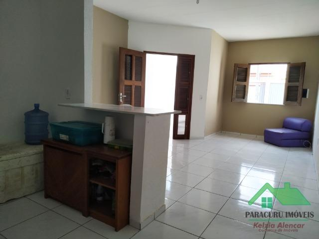 Casa de dois quartos nas Carlotas em Paracuru - Foto 6