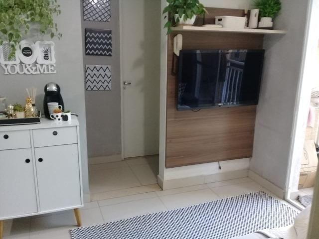 F-A - A.B.A.I.X.O.U!!! Apto 3Qts Lazer Completo Decorado 2°Andar -Vila Itacaré - Foto 9
