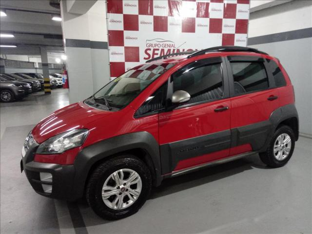 FIAT IDEA 1.8 MPI ADVENTURE 16V FLEX 4P MANUAL - Foto 2