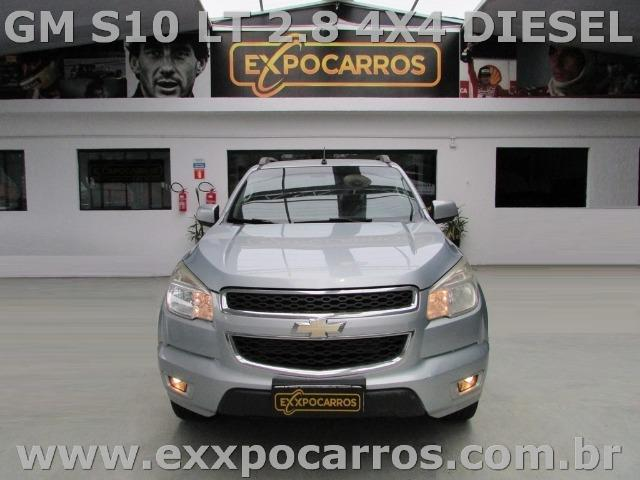 Gm S10 Lt 2.8 4X4 Diesel Automatica - Ano 2013 - Bem Conservada - Foto 8