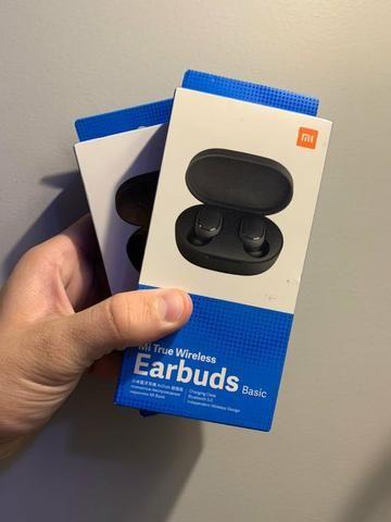 Fone Sem Fio Xiaomi - EarBuds - Lacrado, Pronta Entrega - Duarte Eletronicos