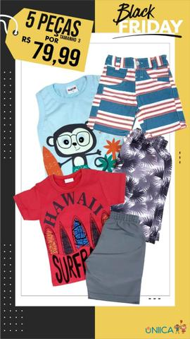 Black Friday Uniica Kids - Foto 2