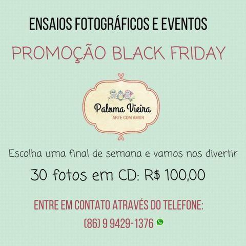 Fotografia - Black Friday