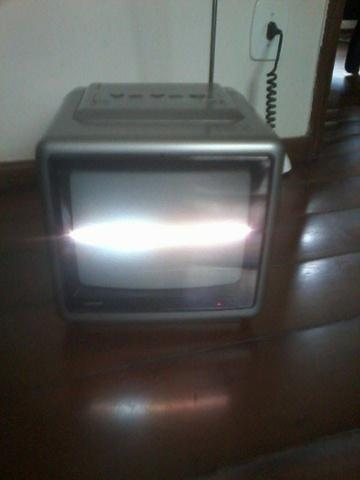 "TV 10"" Polegadas Semp Toshiba Modelo 102 Portátil Televisão Televisor - Foto 3"