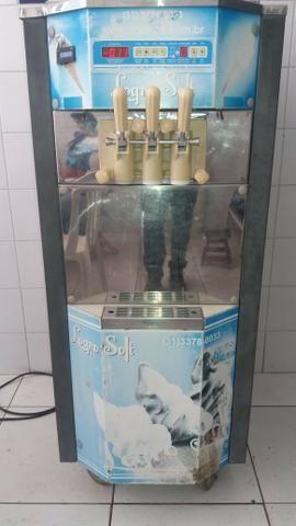 Aluguel de maquinas de sorvete expresso 450,00 - Foto 3