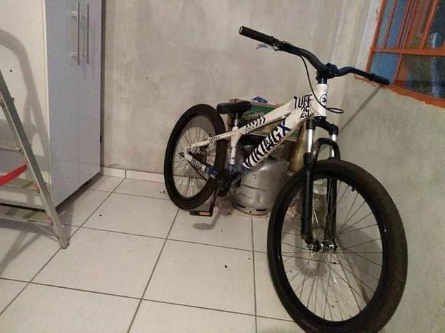 Troco Bicicleta Viking por PS3