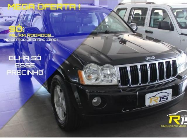 Jeep Grand Cherokee 2006/2006 4.7 Limited 4X4 V8 16V Gasolina 4P Automático