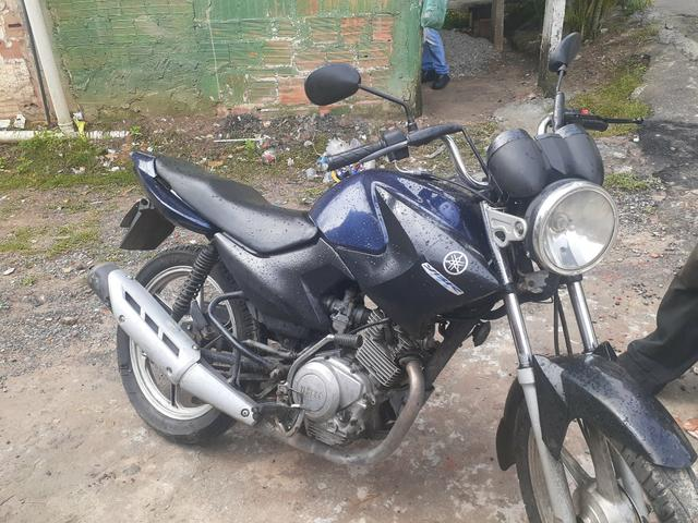 Yamaha facto ybr 125k a melhor da Olx