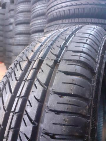 100% pneu ecológico nacional ## 1 ano de garantia