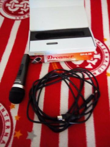 Vende-se Microfone Dreamer