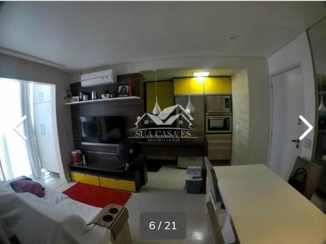 GM - Lindo Apartamento Decorado Villagio Limoeiro Fica tudo - ES - Foto 4