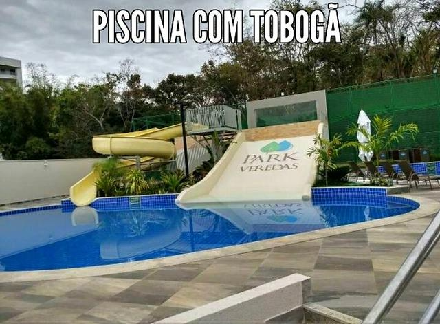 Apartamento em Rio Quente Fim de semana - Foto 3