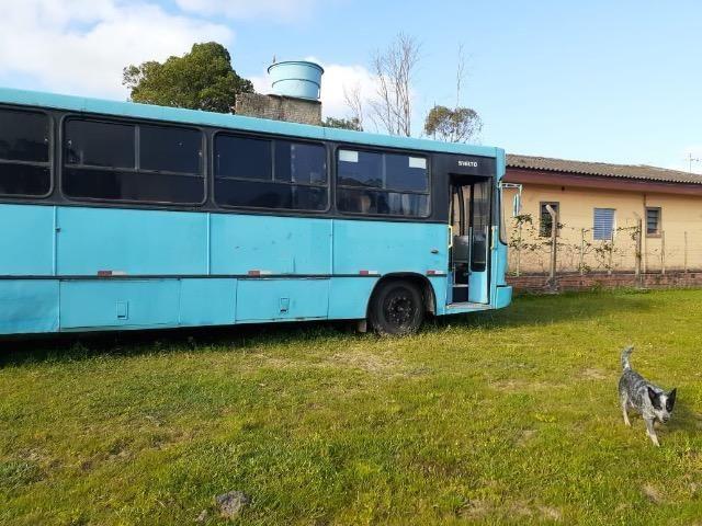 Barbada Ônibus para fazer Motorhome - Foto 3